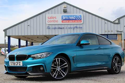 4 Series 435D Xdrive M Sport Coupe 3.0 Automatic Diesel