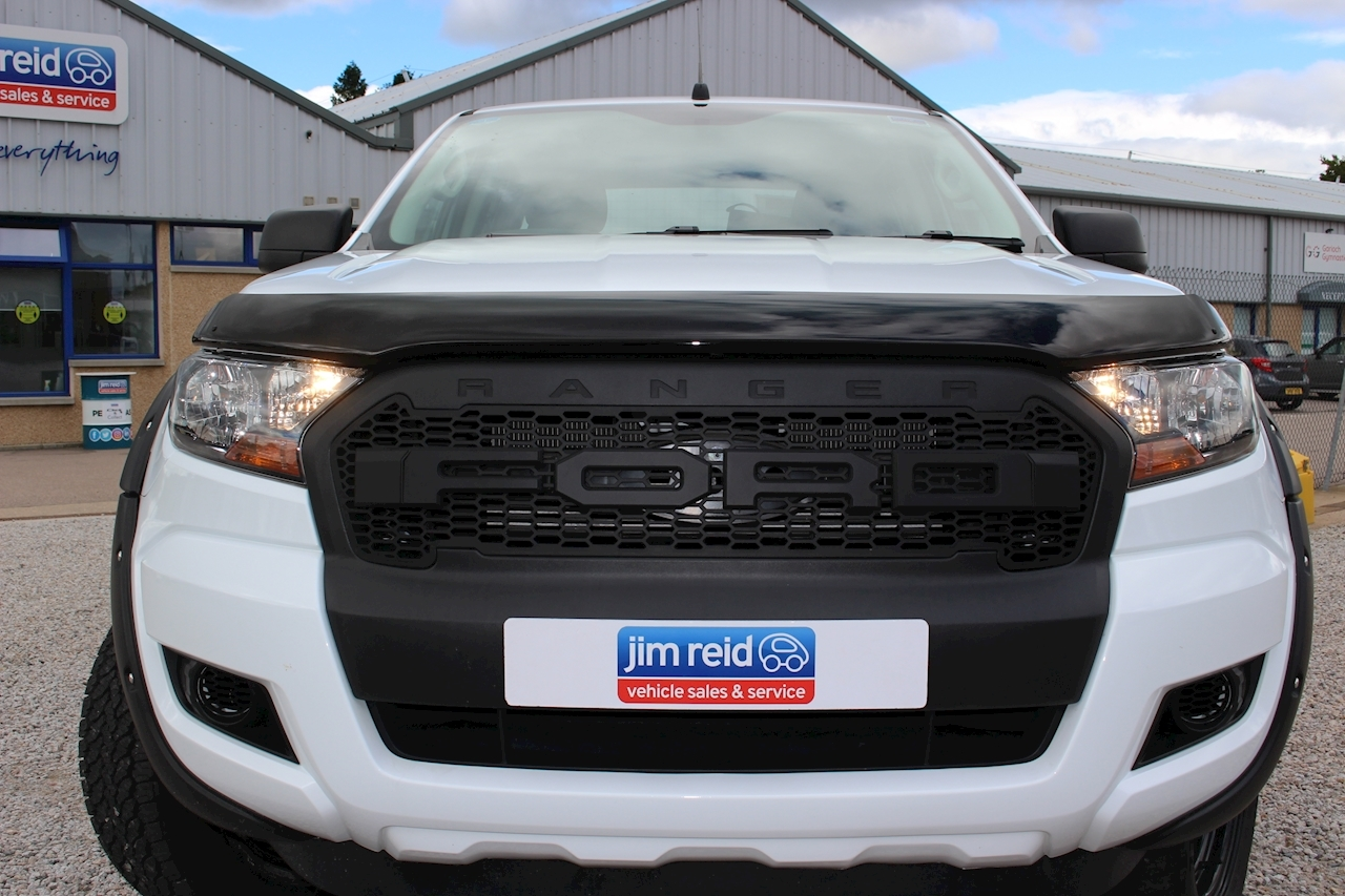 Ranger XL 2.2 4dr Double Cab Pickup Manual Diesel