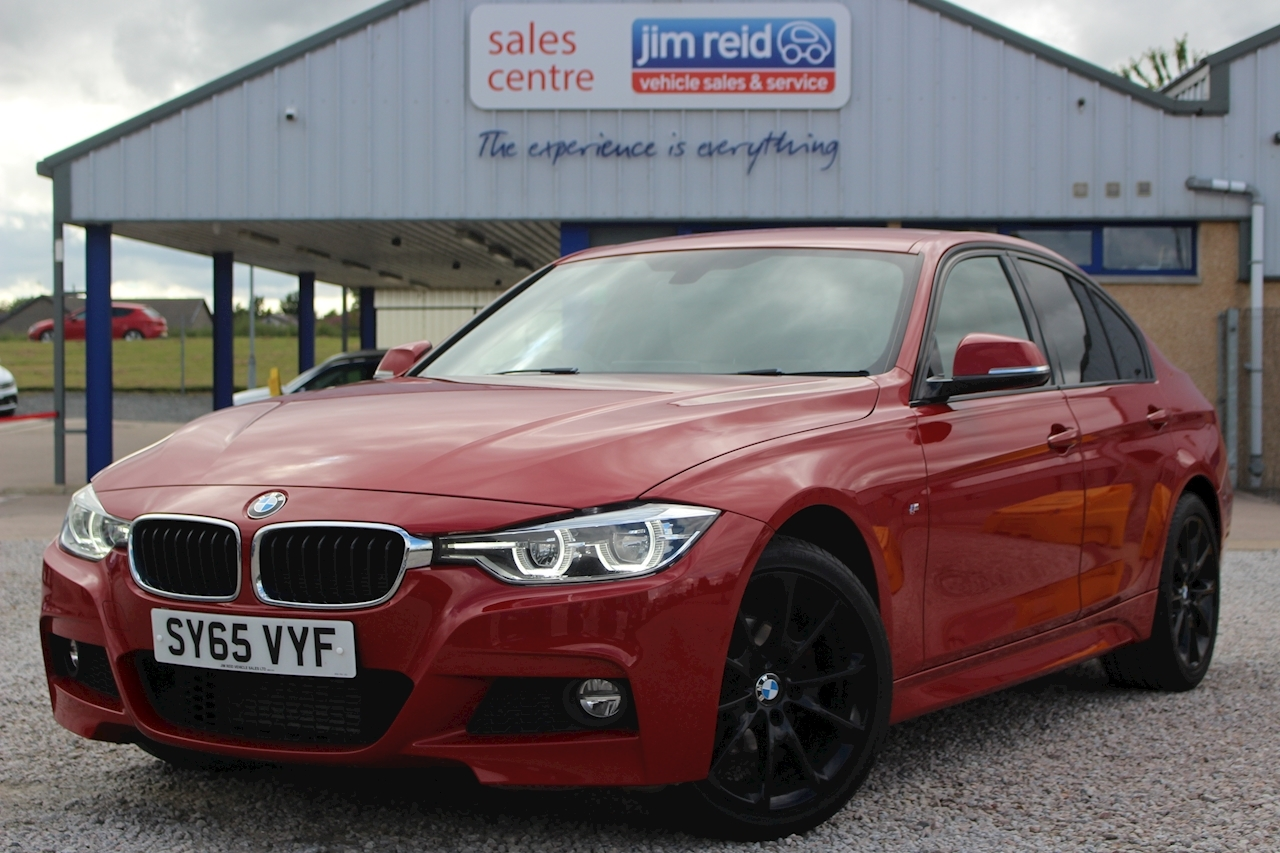 BMW 3 Series 320d M Sport Saloon 2.0 4dr Saloon Automatic Diesel