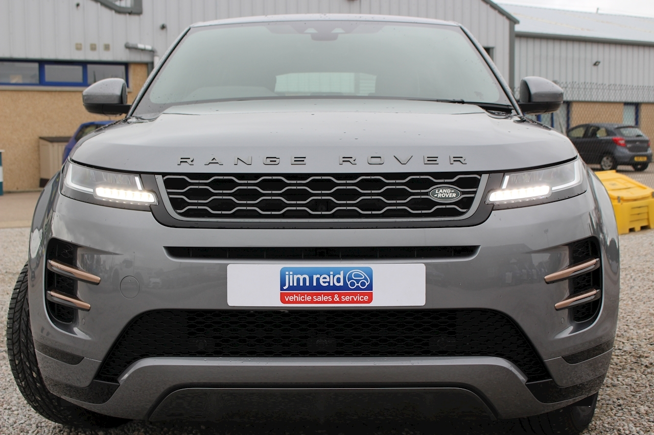 Range Rover Evoque R-Dynamic S 2.0 5dr Estate Automatic Diesel