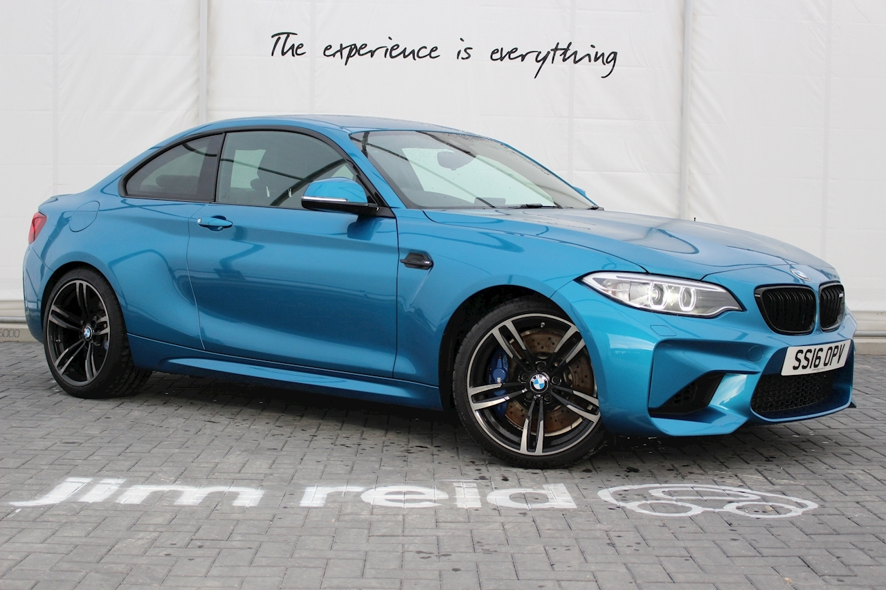 BMW 2 Series M2 3.0 2dr Coupe Manual Petrol