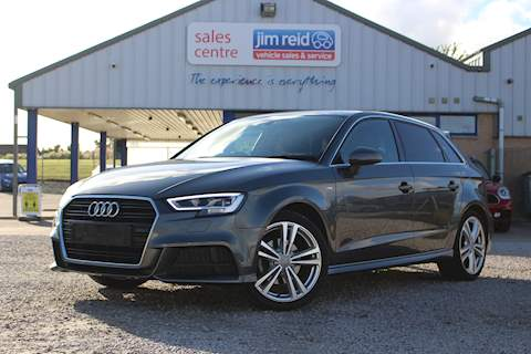 A3 Tfsi S Line Hatchback 1.5 Manual Petrol