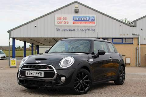 Mini Cooper S 2.0 3dr Hatchback Manual Petrol