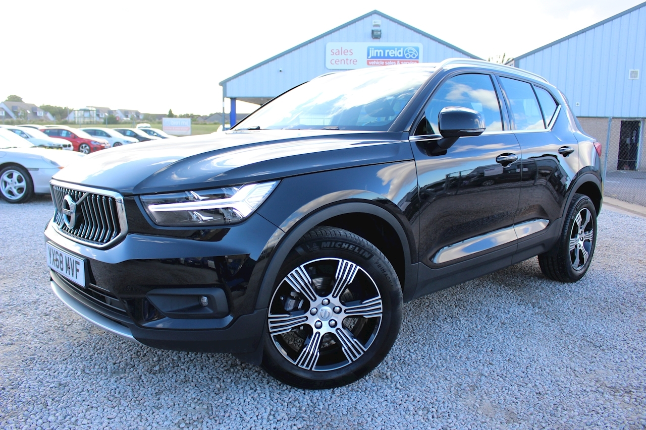 Xc40 D3 Inscription 2.0 5dr Estate Automatic Diesel