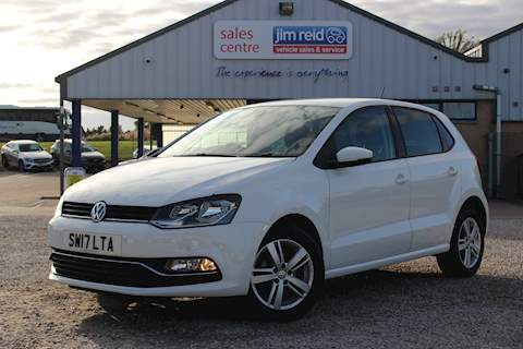 Polo Match Edition Tdi 1.4 5dr Hatchback Manual Diesel