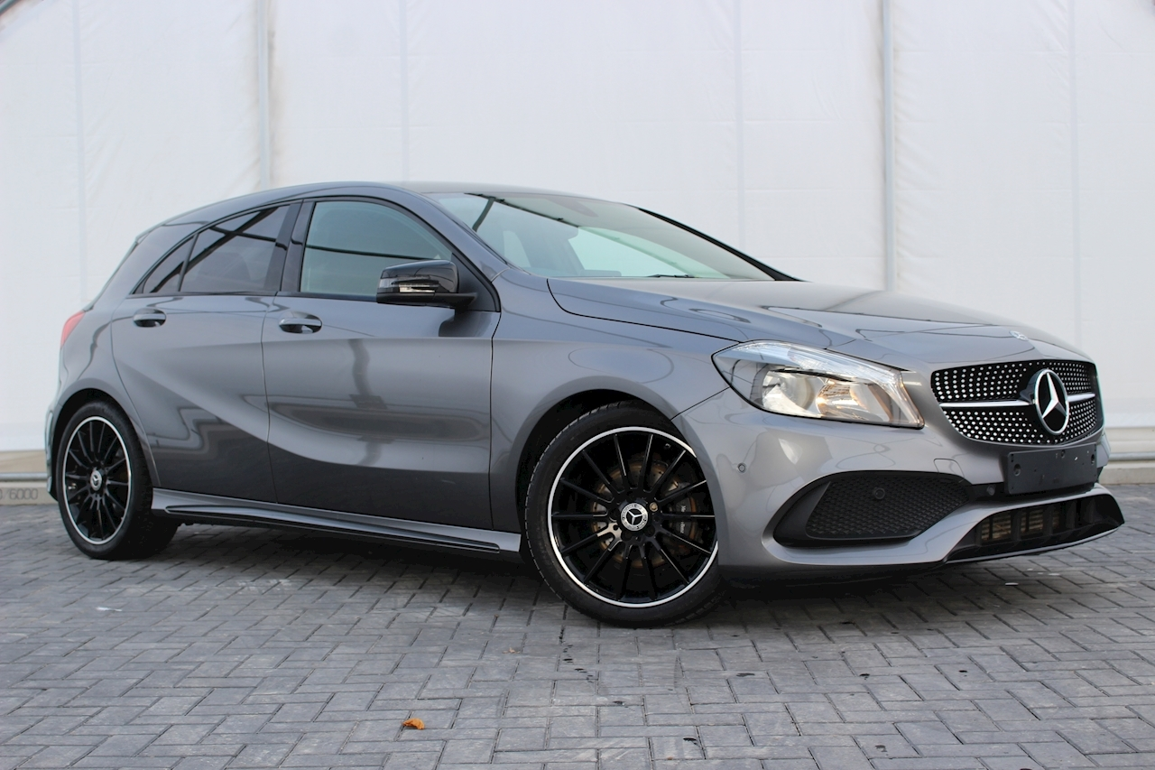 Mercedes-Benz A Class AMG Line Hatchback 2.1 Manual Diesel