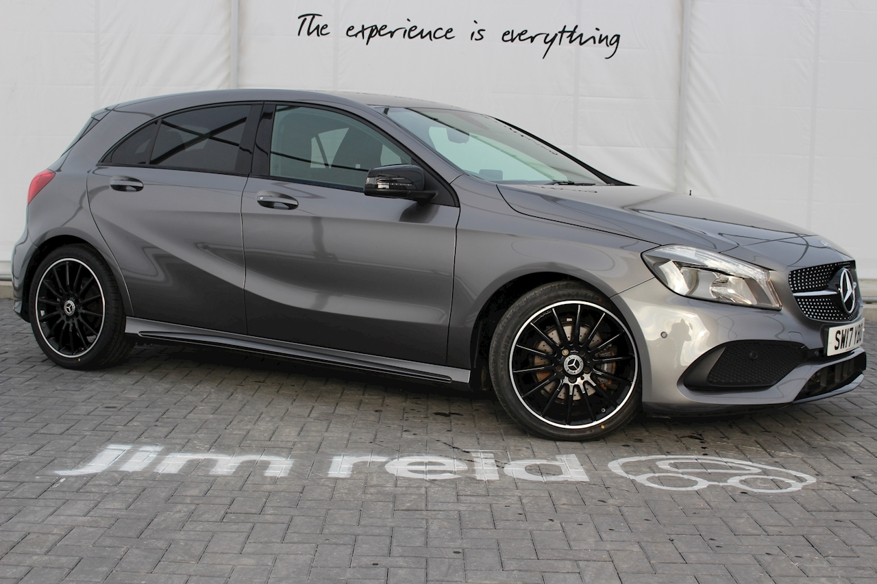A Class AMG Line Hatchback 2.1 Manual Diesel
