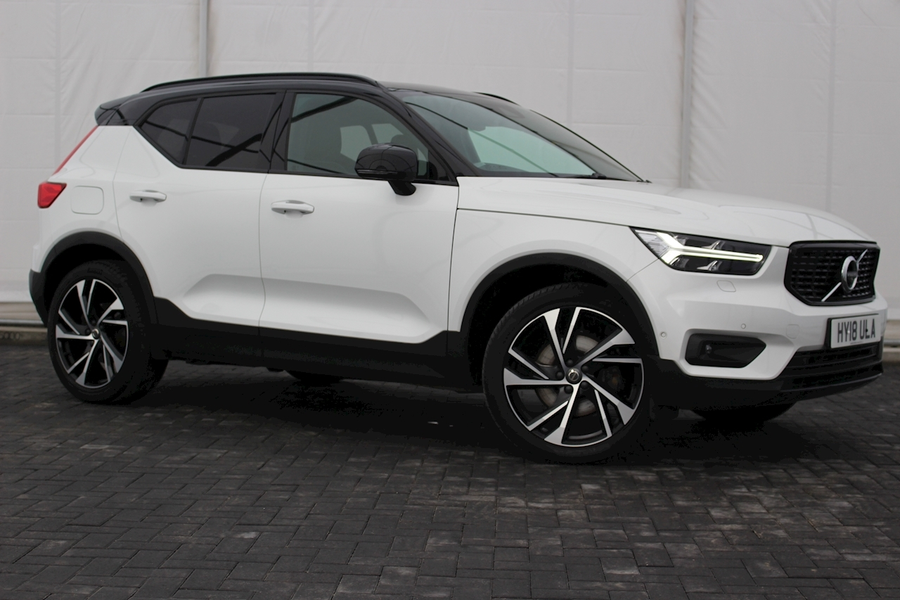 Volvo Xc40 D4 First Edition Awd 2.0 5dr Estate Automatic Diesel