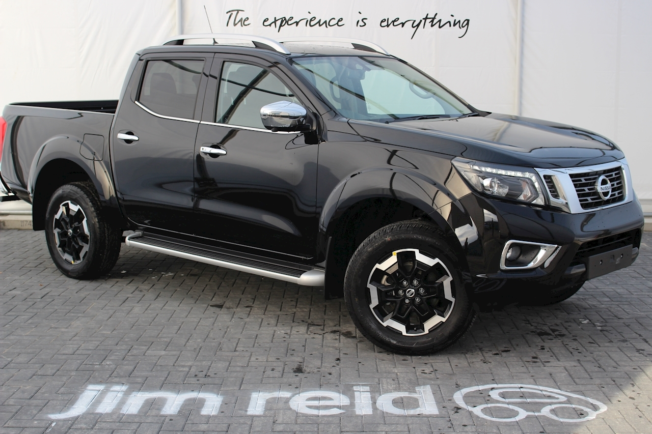 Nissan Navara Dci Tekna Shr Dcb 2.3 4dr Pick Up Manual Diesel