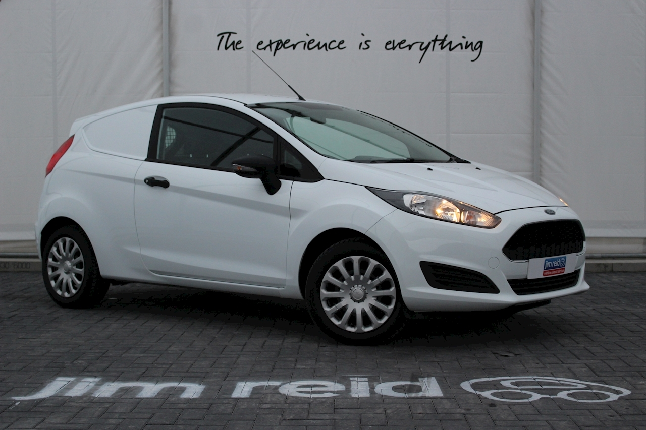 Ford Fiesta Base Tdci 1.5 dr Car Derived Van Manual Diesel