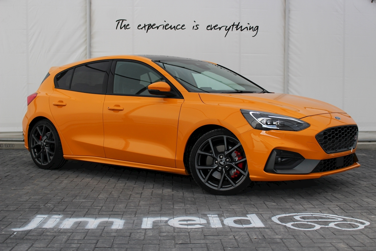 Ford Focus St 2.3 5dr Hatchback Manual Petrol
