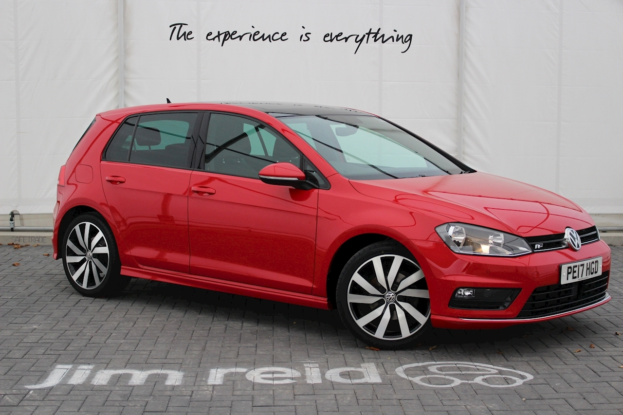 Golf R Line Edition Tdi Bluemotion Technology 2.0 5dr Hatchback Manual Diesel