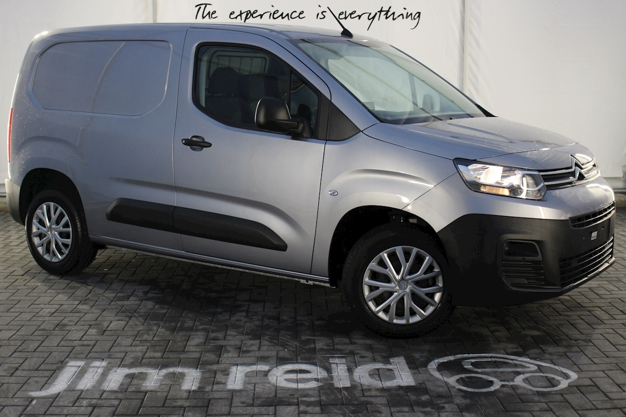 Citroen Berlingo 1000 Enterprise M Bluehdi S/S Panel Van 1.5 Manual Diesel