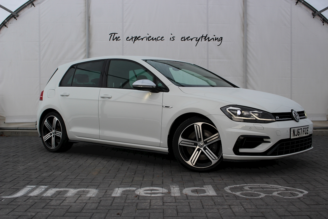 Volkswagen Golf R Tsi Hatchback 2.0 Manual Petrol