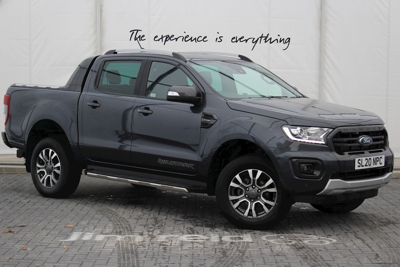 Ford Ranger Wildtrak Ecoblue Pick-Up 2.0 Automatic Diesel