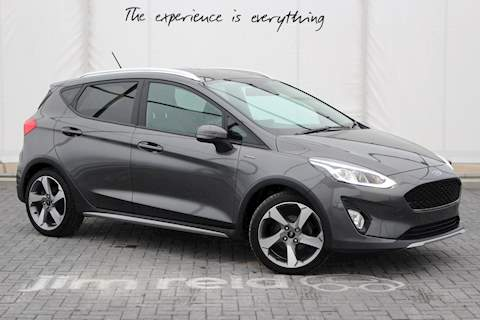 Fiesta Active X Hatchback 1.0 Manual Petrol
