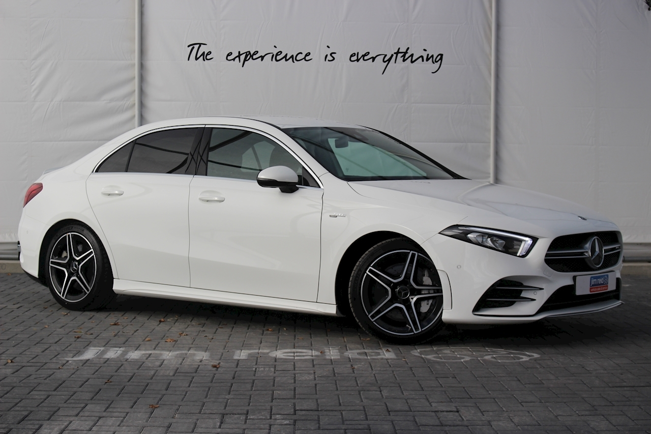 Mercedes-Benz A-Class Amg A 35 4Matic Executive Saloon 2.0 Automatic Petrol