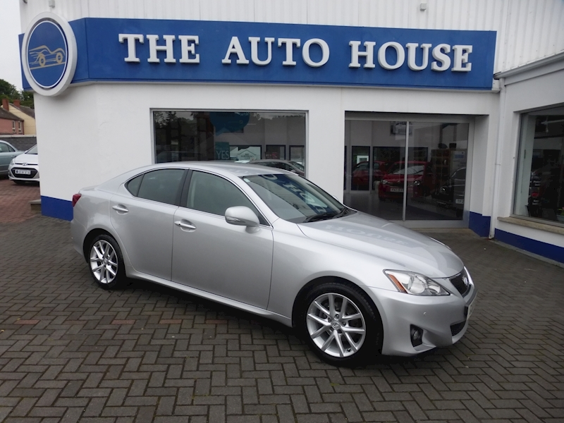 Lexus Is 250 Advance