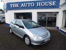 2003 Honda Civic 1.4 Imagine  Manual Petrol - Thumb 0