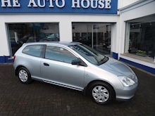 2003 Honda Civic 1.4 Imagine  Manual Petrol - Thumb 2