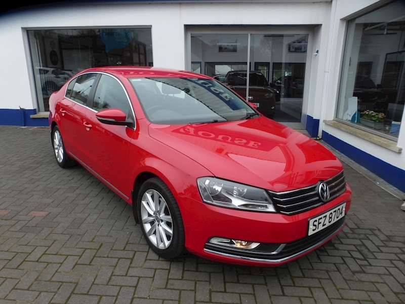 Volkswagen Passat Executive Tdi Bluemotion Technology