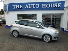 2016 Ford C-Max Titanium 1.0 Manual Petrol - Thumb 3