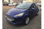 2014 Ford Fiesta Fiesta 1.25 Style Manual Petrol - Thumb 1