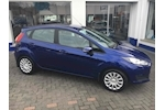 2014 Ford Fiesta Fiesta 1.25 Style Manual Petrol - Thumb 7