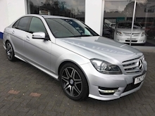 2013 Mercedes C220 CDi Blue Efficiency AMG Sport Plus Auto - Thumb 0