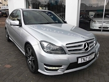 2013 Mercedes C220 CDi Blue Efficiency AMG Sport Plus Auto - Thumb 1
