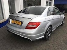 2013 Mercedes C220 CDi Blue Efficiency AMG Sport Plus Auto - Thumb 4