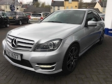 2013 Mercedes C220 CDi Blue Efficiency AMG Sport Plus Auto - Thumb 8