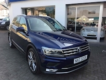2017 VW Tiguan 2.0 SEl Tdi Bluemotion Automatic - Thumb 0
