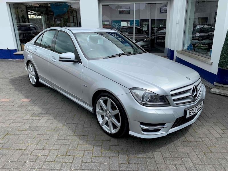 Mercedes-Benz C Class C180 Blueefficiency Sport