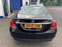 2015 Mercedes C200 SE Executive Saloon 2.0 Automatic Petrol - Thumb 3