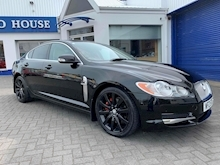 2008 Jaguar XF 2.7 V6 Premium Luxury Black Edition - Thumb 14