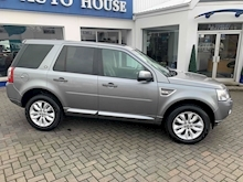 2012 Landrover Freelander 2.2 Sd4 HSE Automatic Diesel - Thumb 4