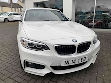 2014 BMW 218 D M Sport Coupe 2.0 Manual Diesel - Thumb 3