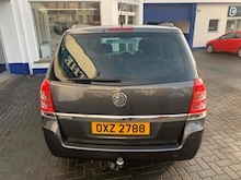 2012 Vauxhall Zafira 1.6 Exclusive Manual Petrol - Thumb 4