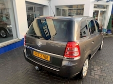 2012 Vauxhall Zafira 1.6 Exclusive Manual Petrol - Thumb 5