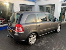 2012 Vauxhall Zafira 1.6 Exclusive Manual Petrol - Thumb 6