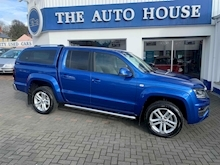 2018 VW Amarok 3.0 V6 Tdi Highline 4Motion Pick-Up  Automatic Diesel - Thumb 1