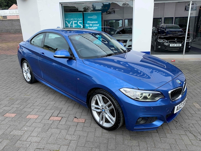 BMW 2 Series 220D Xdrive M Sport