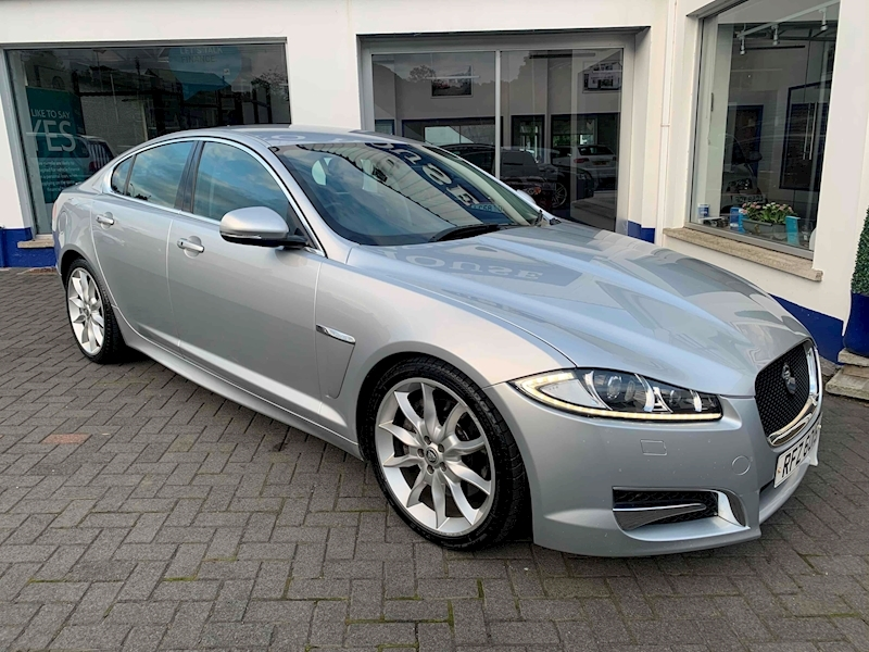 Jaguar XF S Premium Luxury