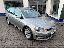 2014 VW Golf SE 2.0 D Estate Automatic - Thumb 0