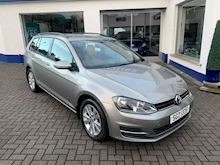 2014 VW Golf SE 2.0 D Estate Automatic - Thumb 1