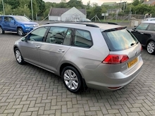 2014 VW Golf SE 2.0 D Estate Automatic - Thumb 3
