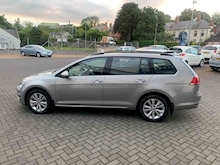 2014 VW Golf SE 2.0 D Estate Automatic - Thumb 4