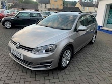 2014 VW Golf SE 2.0 D Estate Automatic - Thumb 5