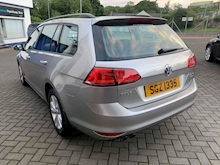 2014 VW Golf SE 2.0 D Estate Automatic - Thumb 7
